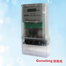 DDS5558 Fase única electricidad kwh medidor de energía metro