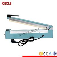 OEM offered sealing machie for plastic film/plastic bag/pp /pvc