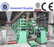Precision Steel Coil Plates Crosscutting Machine /Cut To Lenght Line Machine /Uncoiler