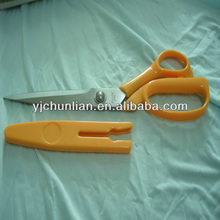 """9"""" Plastic Handle with case Stainless Steel Tailor Scissors"""