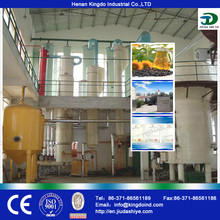 Sunflower Oil Production Line Include Pretreatment, Extraction and Refinery
