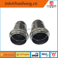 Forged stainless steel iron pipe cap