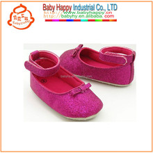 Sparking fashion baby dress shoes