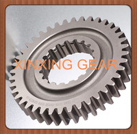 Auto Parts Transmission Gearbox Shaft Gear