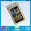 Hot sale cell phone waterproof bag for samsung galaxy 3