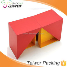 High Quality Hot Sale Friendly Packaging Box Custom Gift Boxes Small Quantity