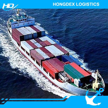 LCL sea freight service from Guangzhou to UK