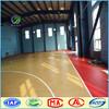 Indoor usage PVC basketball court wood flooring