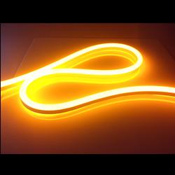 DC24V, 5W/M, 13.5*27mm Colorific Neon Led 24V, #OL-NF2835-24V-GY