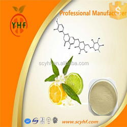 Pure Citrus Aurantium Powder Extract In Herbal Extract 98% Hesperidin Hplc From YHF