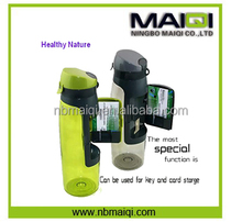2015 newest plastic insulated water storage bottle