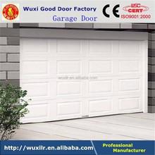 GOOD Auto Multiple Color Anti-rust Aluminum Insulated Garage Door With PU Foam