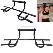 New Gym Chin Pull Up Door Way Exercise Bar Strength Fitness Equipment