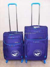Super Light Luggage/4 wheels Luggage/EVA trolley luggage case