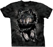 Wholesale China Manufacturer Printed animal printed 3d t shirt