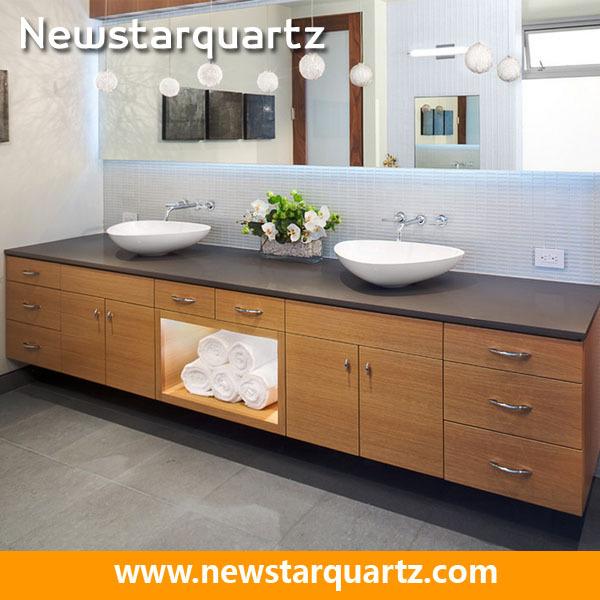 man made quartz pur couleur brun fonc artificielle dalle de quartz pierre artificielle id de. Black Bedroom Furniture Sets. Home Design Ideas