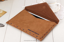 Practical mini leather case for ipad