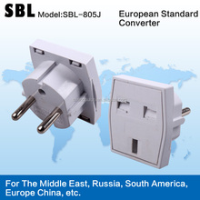 Travel adapter plugs,In the Middle East travel conversion plugs,adapter plug