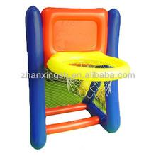 Best sale pvc inflatable kids basketball backboard