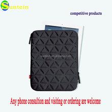 Neoprene computer bag with shoulder belt,hot sell neoprene promotion computer bag,neoprene computer carry bag handle cover