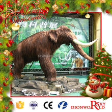 Artificial simulation animal for theme park