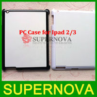 High quality designer hard PC case for Ipad2/3