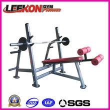 impact fitness equipment decline bench