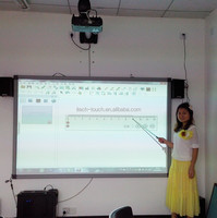 For classroom use interactive smart board best digital whiteboard
