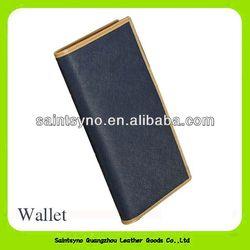 13258 Newest design nature leathet wallet