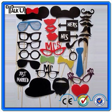 New Stick Mustache Xmas Party Birthday Wedding Favors With Photo Booth Props