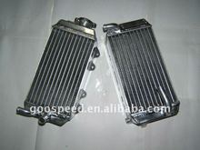 oversized motorcycle radiator for YZ450F Y450FZ