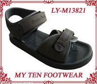 Heat Embossed EVA Beach Latest Sandals Designs For Men
