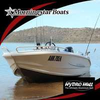 2015 New 5m fishing center steering console vessel for sale