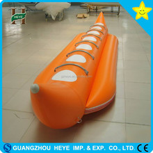 Long Banana Inflatable Boat for 8 persons water games