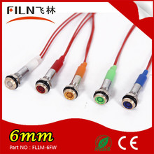 High quality FILN 110v brand chef oven pilot light bulb turn signal with wire standard packing