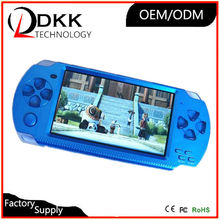Hot Selling 4.3 inch 8GB support TF card Video Music Picture not for psp console play game car racing mp5 game player