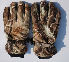 Winter Waterproof Hunting Gloves Realtree Camo Hunter Gloves for Winter Hunting