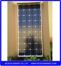 import solar panels from china Mono 95w solar panel price