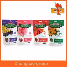 High quality plastic corn protein powder bag with attractive printing