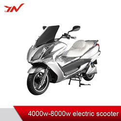 JN6000W electric motorcycle/electric scooter with lithium battery