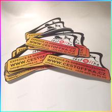 Pantone color printing sticker for car