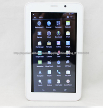 Tablet Celular 3g Sim Card Doble Núcleo CPU X2 Camera bluetooth GPS