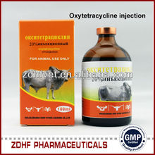 anthelmintic liquid tetracycline injection 20% 10%