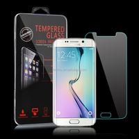 Ultra Clear Tempered Glass Screen Protector For Samsung Galaxy S6 Edge