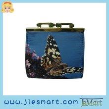 JSMART photo bag metal-framed clip purse banquet bag