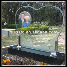 glass tombstone pictures