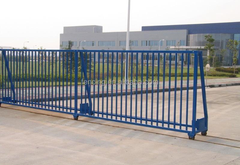 Steel Sliding Gate Designs /sliding Gate Price - Buy Steel Main Gate ...
