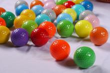 Cheap Two Piece Practice Range Golf Ball Crazy Golf Balls