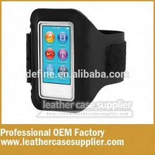 factory OEM waterproof sports armband case for iphone5