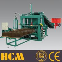 QT5-20 construction sand and gravel production line